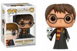 Figurka Harry Potter POP! Harry z Hedwigą