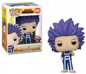 Figurka My Hero Academia POP! Hitoshi Shinso Special Edition