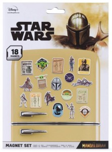 Magnesy Star Wars The Mandalorian Baby Yoda