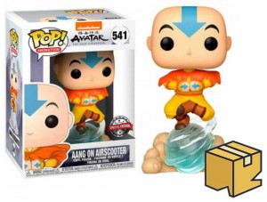 Figurka Avatar The Last Airbender POP! Aang *