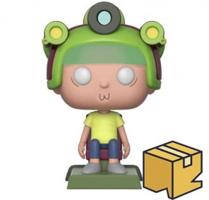 Figurka Rick and Morty POP! Morty 417 *