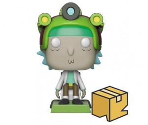Figurka Rick and Morty POP! Rick 416 *