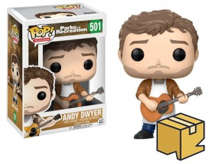 Figurka Parks and Recreation POP! Andy Dwyer *