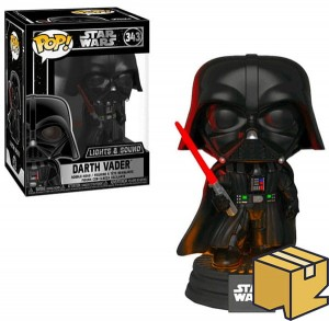 Figurka Star Wars Funko POP! Darth Vader z dźwiękiem *