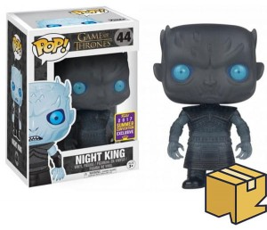 Figurka Game Of Thrones POP! Night King Translucent *