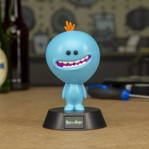 Lampka Figurka Rick and Morty Mr. Meeseeks 10 cm