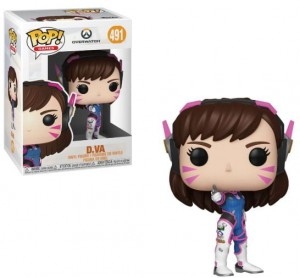 Figurka Overwatch POP! D. Va