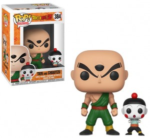 Figurka Dragon Ball Z POP! Tien & Chiaotzu