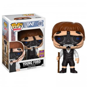 Figurka Westworld POP! Young Ford Exclusive
