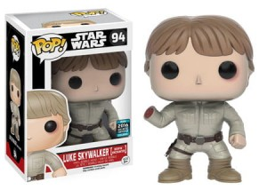 Figurka Star Wars POP! Luke Skywalker Encounter Exclusive