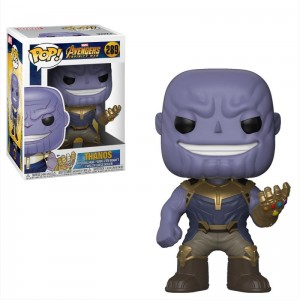 Figurka Avengers Infinity War POP! Thanos