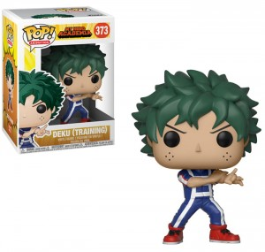 Figurka My Hero Academia POP! Deku Training