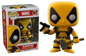 Figurka Deadpool POP! Slapstick Exclusive