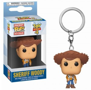Brelok Toy Story 4 Funko POP! Woody