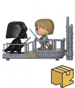 Figurka Star Wars POP! Cloud City Duel Luke & Vader Exclusive *