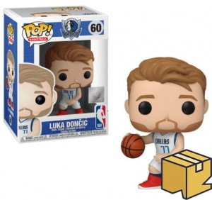 Figurka Luka Doncic Funko POP! NBA Dallas Mavericks *
