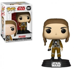 Figurka Star Wars Last Jedi POP! Paige