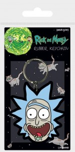 Brelok Rick and Morty Rick