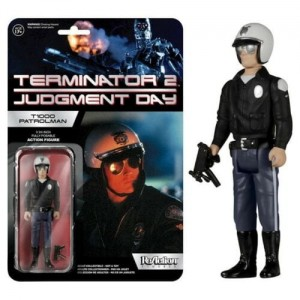 Figurka Funko ReAction Figures Terminator T1000 Patrolman