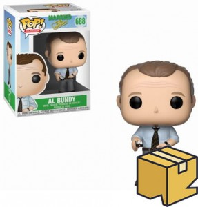 Figurka Married with Children POP! Al Bundy *