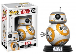 Figurka Star Wars Last Jedi POP! BB-8
