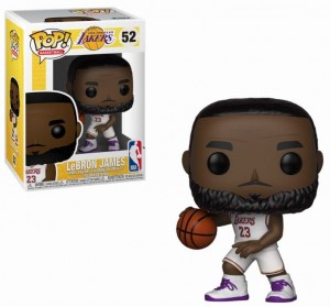 Figurka Lebron James Funko POP! Los Angeles Lakers