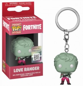 Brelok Fortnite Funko POP! Love Ranger