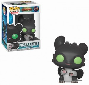 Figurka How To Train Your Dragon POP! Night Lights 1