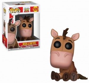 Figurka Toy Story POP! Bullseye