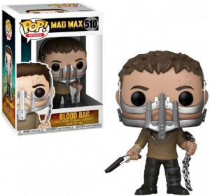 Figurka Mad Max POP! Max Cage Mask Exclusive