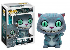 Figurka Alice in Wonderland POP! Cheshire Cat