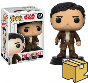 Figurka Star Wars Last Jedi POP! Poe Dameron *