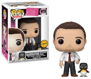 Figurka Fight Club POP! Tyler Durden (Narrator) CHASE