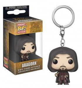 Brelok Lord Of The Rings POP! Aragorn