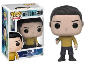 Figurka Star Trek Beyond POP! Sulu