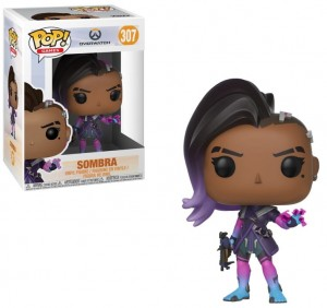 Figurka Overwatch POP! Sombra