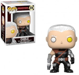 Figurka Deadpool POP! Cable