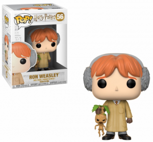 Figurka Harry Potter POP! Ron Weasley Herbology