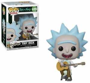 Figurka Rick and Morty POP! Tiny Rick Exclusive