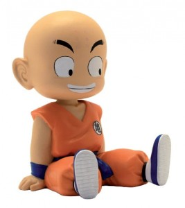 Skarbonka Mini Figurka Dragon Ball Z Krillin