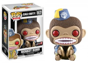 Figurka Call Of Duty POP! Monkey Bomb Exclusive
