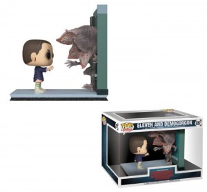 Figurka Stranger Things POP! Eleven vs Demogorgon