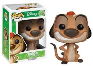 Figurka Disney POP! Timon
