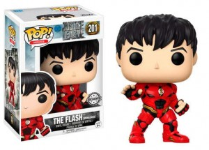 Figurka Justice League POP! Flash Unmasked Exclusive