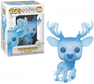 Figurka Harry Potter POP! Harry Potter Patronus