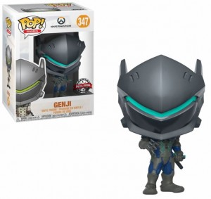 Figurka Overwatch POP! Fiber Genji Exclusive