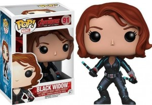 Figurka Avengers Age of Ultron Funko POP! Black Widow