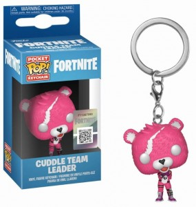 Brelok Fortnite Funko POP! Cuddle Team Leader