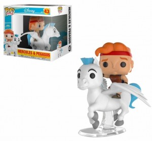 Figurka Disney Hercules POP!  Rides Hercules and Pegasus
