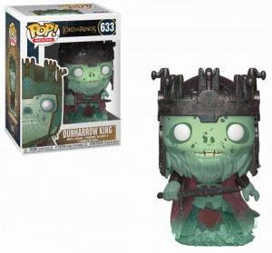 Figurka Lord Of The Rings POP! Dunharrow King